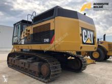 Caterpillar track excavator 374DL