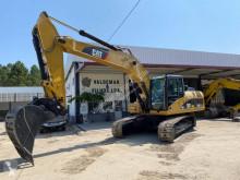 Caterpillar track excavator 324DLN