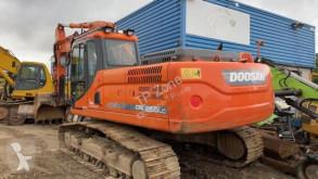 Doosan DX255 LC bæltegraver brugt