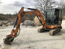 Excavadora Hanix H36C miniexcavadora usada
