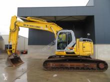 New Holland E 235 B SR-2 pásová lopata použitý