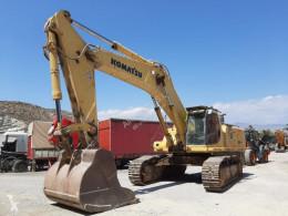 Komatsu PC600-6 used track excavator