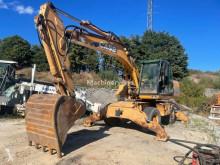 Excavadora Case WX200 excavadora de ruedas usada