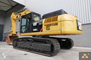Caterpillar 336D2L used track excavator