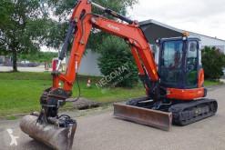 Excavadora Kubota U55-4 Mini pelle chenille 5 tonnes miniexcavadora usada
