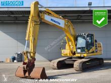 Komatsu PC210 LC-10 HAMMER LINE - CE CERTIFIED used track excavator