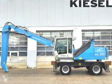 Escavadora de grifa manutenção Fuchs MHL331 D