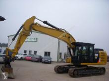 Caterpillar 320 F L (12001133) MIETE RENTAL bæltegraver brugt