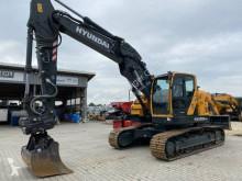 Hyundai HX 235A LCR escavatore cingolato usato