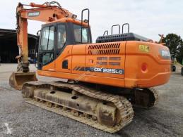 Doosan DX225 LC escavatore cingolato usato