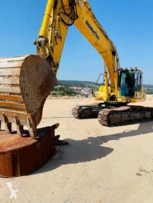 Excavadora Komatsu PC290LC/NLC-8 excavadora de cadenas usada
