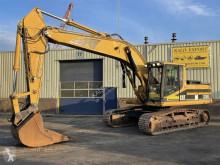 Caterpillar 325 BL Track Excavator Hammer Line Good Condition pelle sur chenilles occasion