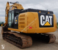 Excavadora Caterpillar 326FL excavadora de ruedas usada