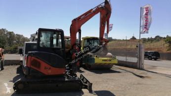 Excavadora Hitachi ZX50U-2 miniexcavadora usada