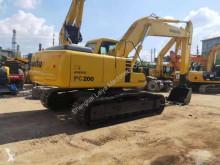 Komatsu PC200-6 pc200-6 pásová lopata použitý