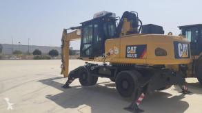 Caterpillar M322D MH M322DMH pelle sur pneus occasion