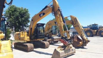 Excavadora Caterpillar 313FGC excavadora de cadenas usada