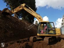 Excavadora Komatsu PC130-6 excavadora de cadenas usada