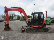 Excavadora Kubota KX 080-4 alpha miniexcavadora usada
