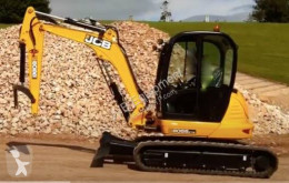 Excavadora JCB 8055RTS miniexcavadora usada