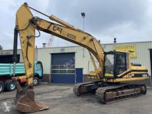 Caterpillar 325LN Track Excavator 29T. Hammer Line Good Condition pelle sur chenilles occasion