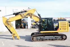 Caterpillar 326 FLN mit !!!Zentralschmieranlage!!! und !!!EPA!!! und !!!Vers bæltegraver brugt
