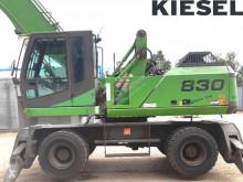 Excavadora Sennebogen 830M excavadora de manutención usada