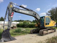Excavadora Volvo EC210 BNLC excavadora de cadenas usada