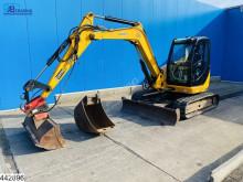 JCB 8080 used mini excavator