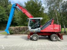 Přidržovací lopata Fuchs MHL 320