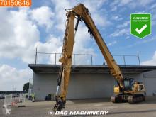 Excavadora Caterpillar 345C excavadora de cadenas usada