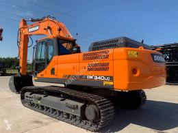 Doosan DX 340 LC (2 pieces - unused - CE) new track excavator