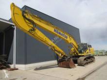 Komatsu PC490LC-10 used track excavator