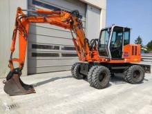 Excavadora Fiat-Hitachi FH 120 W excavadora de ruedas usada