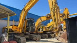 Excavadora excavadora de cadenas JCB JS260XD