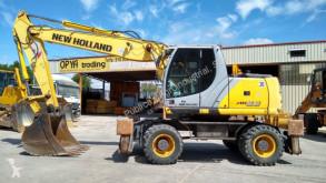 New Holland MH 5.6 pelle sur pneus occasion