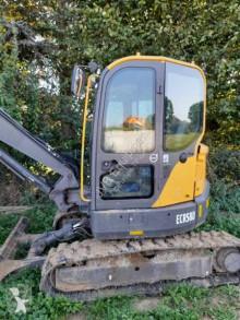 Excavadora Volvo ECR58 miniexcavadora usada