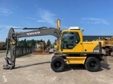 Excavadora excavadora de ruedas Volvo EW 160 B