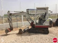 Excavadora Takeuchi TB125 miniexcavadora usada