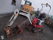 Excavadora Takeuchi TB210R miniexcavadora usada