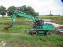 Excavadora Liebherr 924/ A914 Litronic Radbagger - Umbau auf 924 excavadora de ruedas usada