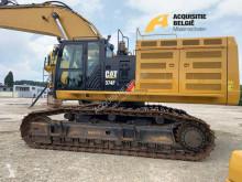 Excavadora excavadora de cadenas Caterpillar 374FL