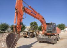 Excavadora Fiat-Hitachi EX 215 W excavadora de ruedas usada