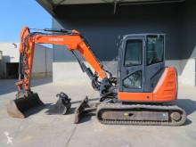 Excavadora Hitachi ZX 65 US B-5 A CLR miniexcavadora usada