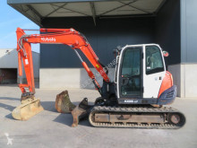 Excavadora Kubota KX 080-3 A miniexcavadora usada