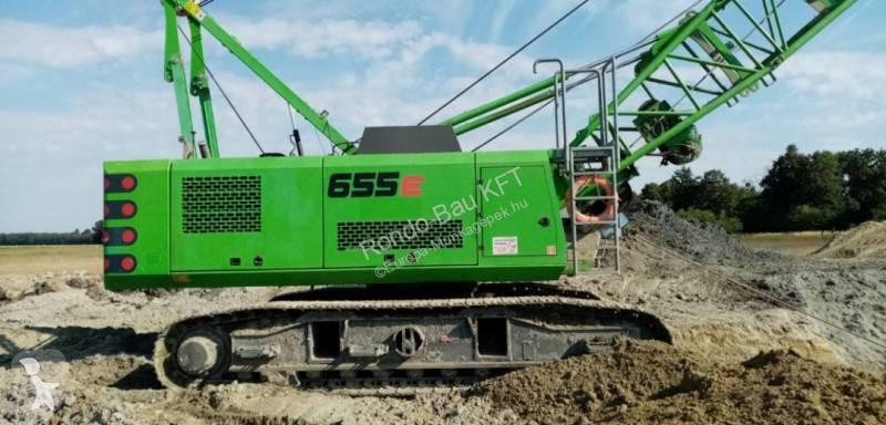 Ver las fotos Excavadora Sennebogen 655 HD 655