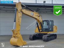 Excavadora Caterpillar 320D 3 new unused - hammer line excavadora de cadenas usada