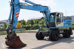 Excavadora Liebherr 924 A B Litronic excavadora de ruedas usada