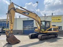 Caterpillar 325LN Track Excavator 29T. Hammer Line Good Condition pásová lopata použitý