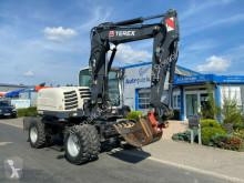 Terex TW110 Mobilbagger 10500 Kg Verstellausleger SW pelle sur pneus occasion